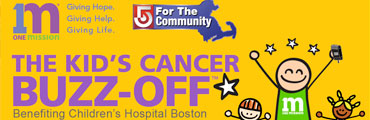 Channel 5 TV Spot - 2012 Kid's Cancer Buzz-Off